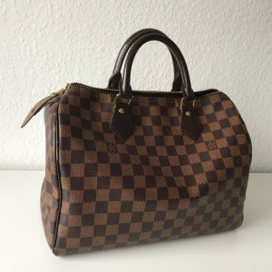 Louis Vuitton Borsetta nero-marrone