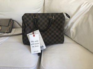 Louis Vuitton Speedy 30 Damier Handtasche Blogger