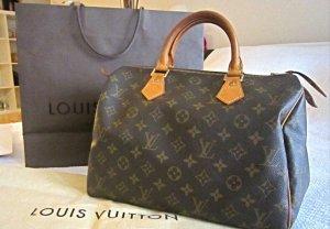Louis Vuitton Handbag sand brown-brown