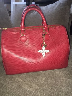 Louis Vuitton Speedy 30 Epi Leder