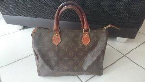 Louis Vuitton Speedy 30 Handtasche Canvas Monogram