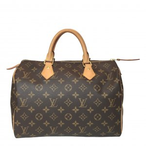 LOUIS VUITTON SPEEDY 30 HENKELTASCHE AUS MONOGRAM CANVAS