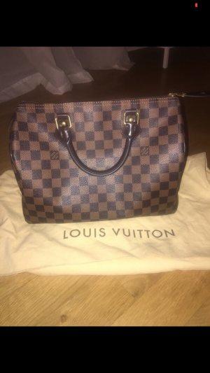 Louis Vuitton Bowlingtas veelkleurig