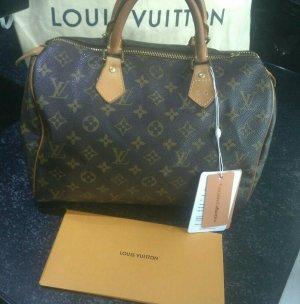 Louis Vuitton Speedy 30 mit Rechnung