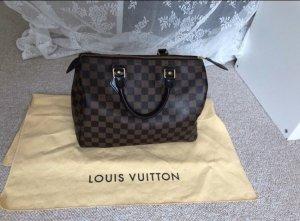 Louis Vuitton Speedy 30 mit Taschenorganizer