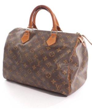 Louis Vuitton SPEEDY 30 mit Zertifikatnummer