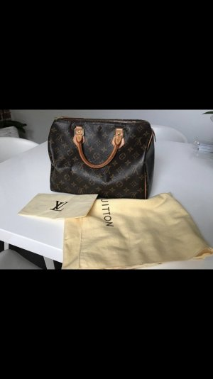 Louis Vuitton Sac à main multicolore cuir