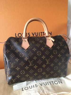 Louis Vuitton Bolso marrón-camel