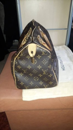 Louis Vuitton Draagtas bruin