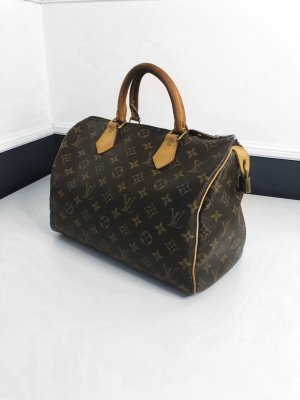 Louis Vuitton Speedy 30 Monogram Canvas Tasche