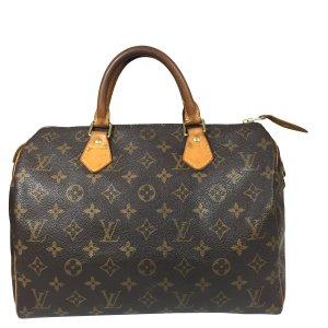 Louis Vuitton Speedy 30 Monogram Canvas Tasche Handtasche