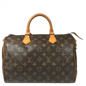 Louis Vuitton Speedy 30 Monogram Canvas Tasche Handtasche