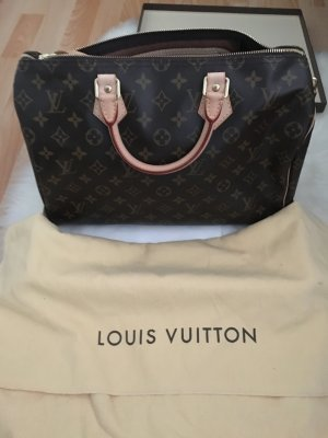 Louis Vuitton Speedy 30, Monogramm Canvas