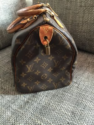 Louis Vuitton Speedy 30 + Schloss