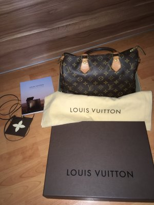 Louis Vuitton Sac Baril brun-brun sable
