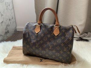 Louis Vuitton Speedy 30 Tasche LV + Staubbeutel