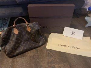 Louis Vuitton Borsa con manico marrone