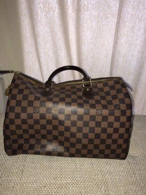 Louis Vuitton Sac bronze-brun noir cuir