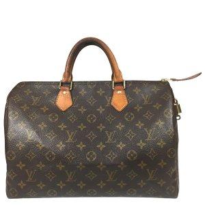 Louis Vuitton Speedy 35 aus Monogram Canvas Tasche Handtasche