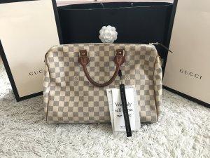 Louis Vuitton Speedy 35 Azur Handtasche Top Blogger