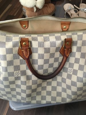 Louis Vuitton Speedy 35 Damier Azur