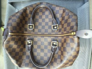 Louis Vuitton Speedy 35 Damier braun