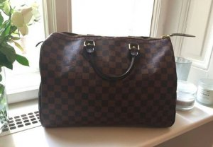 ++Louis Vuitton Speedy 35 Damier++