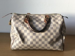 Louis Vuitton Bolso blanco puro-color plata