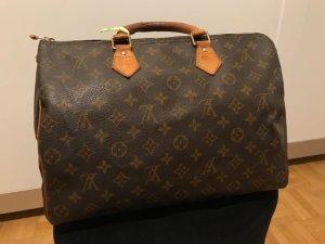 Louis Vuitton Handtas veelkleurig Leer