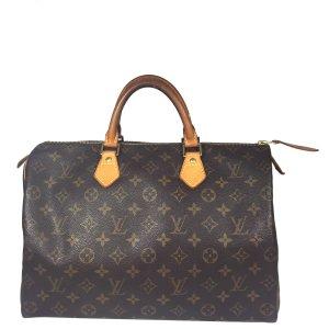 Louis Vuitton Speedy 35 Monogram Canvas Tasche Handtasche