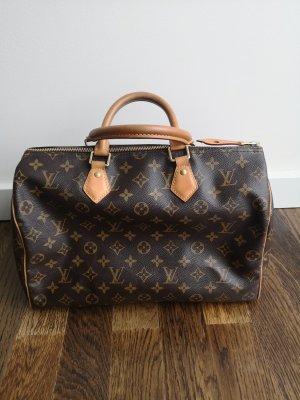 Louis Vuitton Speedy 35 Monogramm