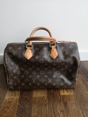 Louis Vuitton Speedy 35 Monogramm