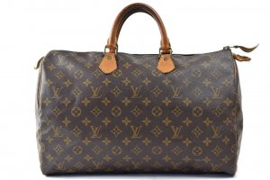Louis Vuitton Bowling Bag multicolored leather