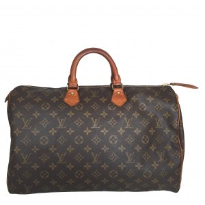 LOUIS VUITTON SPEEDY 40 HENKELTASCHE AUS MONOGRAM CANVAS
