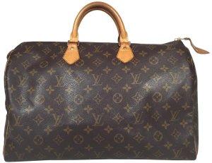 Louis Vuitton Speedy 40 Monogram Canvas Tasche Handtasche
