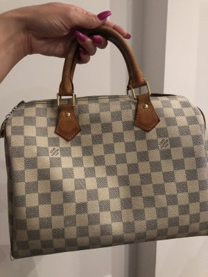 Louis Vuitton Speedy Azur Canvas