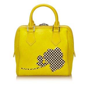 Louis Vuitton Speedy Cube PM Fleur