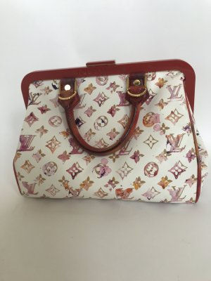 Louis Vuitton Speedy Frame Watercolor
