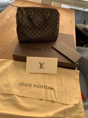 Louis Vuitton Speedy NM 30 Damier mit Rechnung!