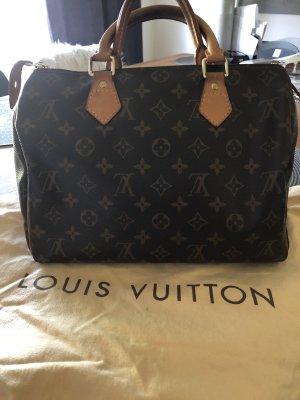 Louis Vuitton Bolso barrel marrón