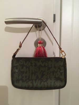 Louis Vuitton Stephen Sprouse Graffiti Pochette Accessiores SAMMLERSTÜCK