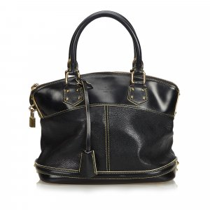 Louis Vuitton Suhali Lockit MM