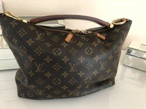 Louis Vuitton Bolso taupe-marrón claro