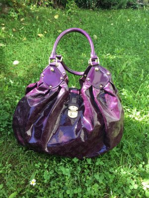 Louis Vuitton Sac seau violet
