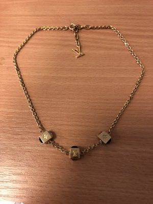 Louis Vuitton Swarovski Gamble Kette