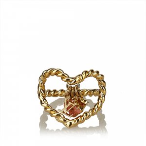 Louis Vuitton Sweet Monogram In My Heart Ring
