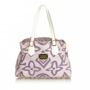 Louis Vuitton Tote paars