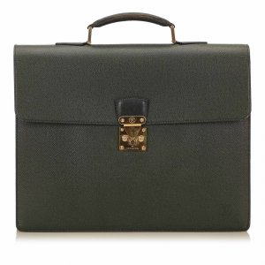 Louis Vuitton Taiga Moskova Briefcase