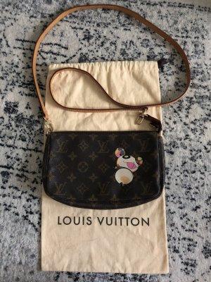 Louis Vuitton Takashi Murakami Pochette Clutch Tasche Bandouliere