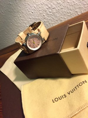 Louis Vuitton Tambour Uhr